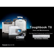 Panasonic TOUGHBOOK CF-T8 Laptop