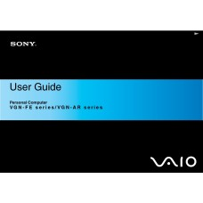Sony VAIO VGN-AR31MR Laptop