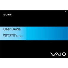 Sony VAIO VGN-AW170Y Laptop