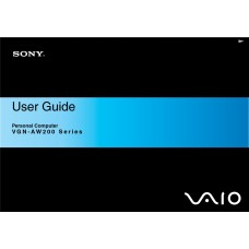 Sony VAIO VGN-AW270Y Laptop